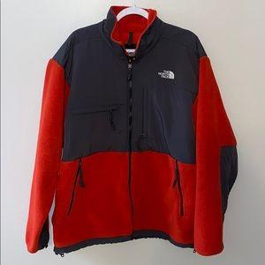 North Face Men's Fleece Full Zip Jacket Size XL